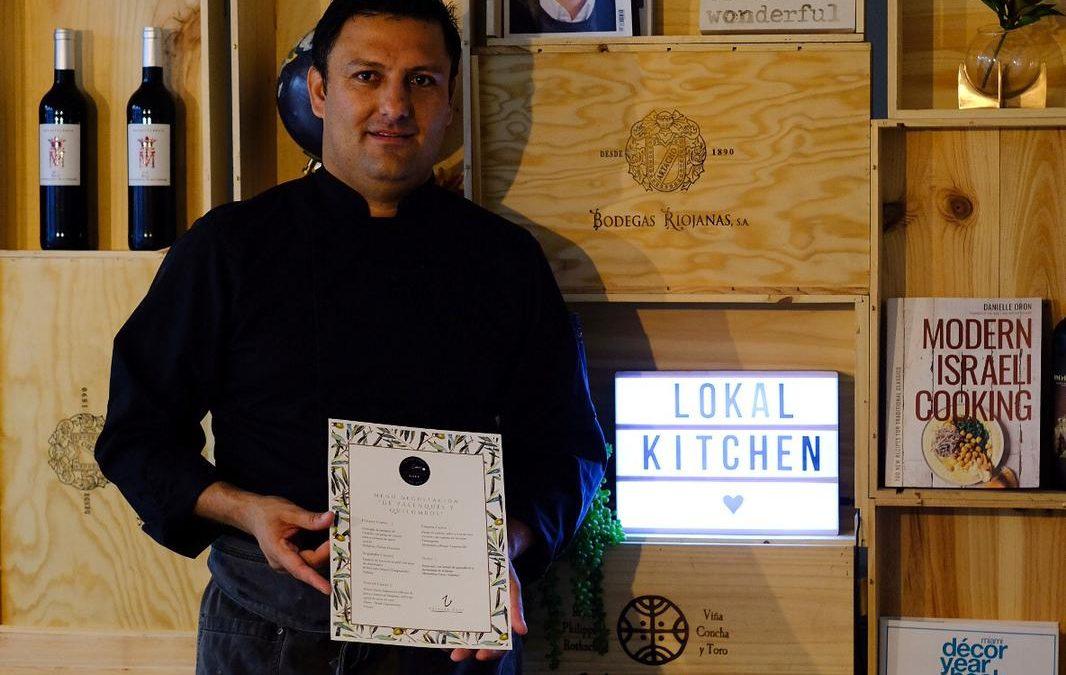 Chef Andrés Zuluaga