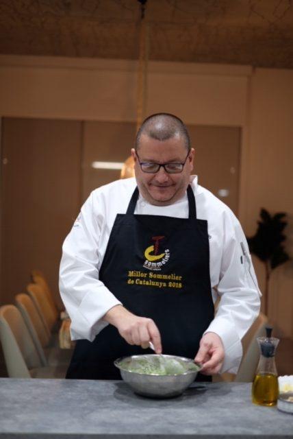 Chef Tomás Cuadrado