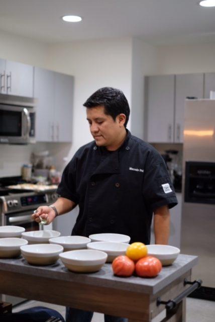 Chef Marcelo Palacios