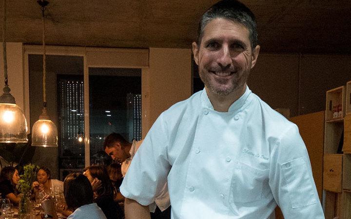 Chef Sebastian La Rocca
