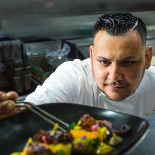 Chef Anthony Verastegu – Feb 28