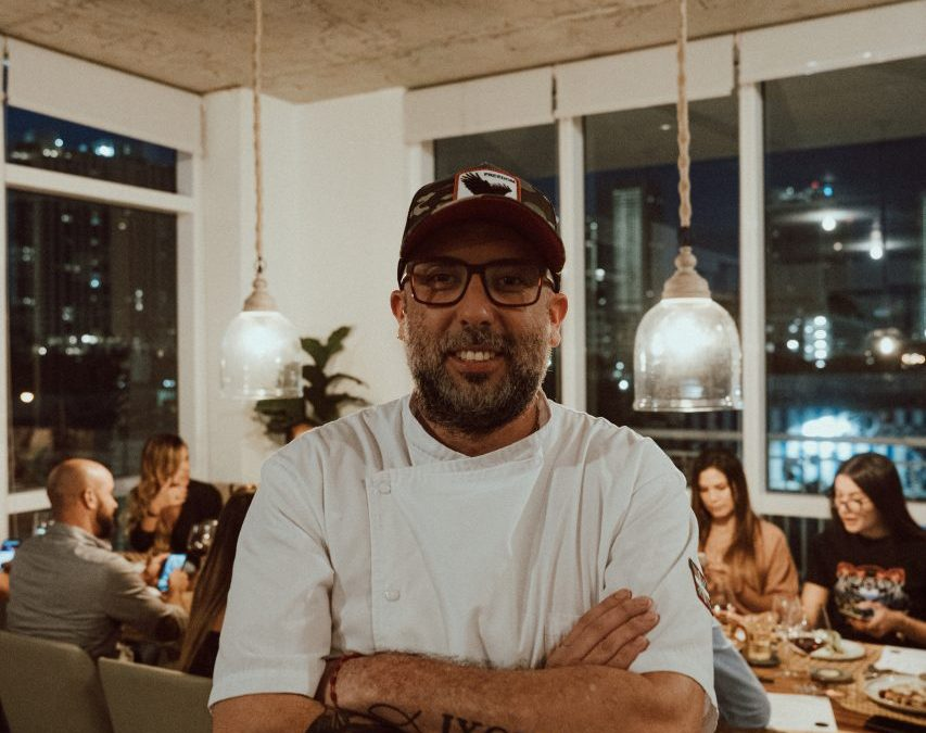 Chef Xarles Thomson