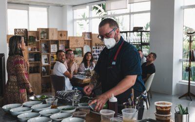 Chef Pablo Zitzmann