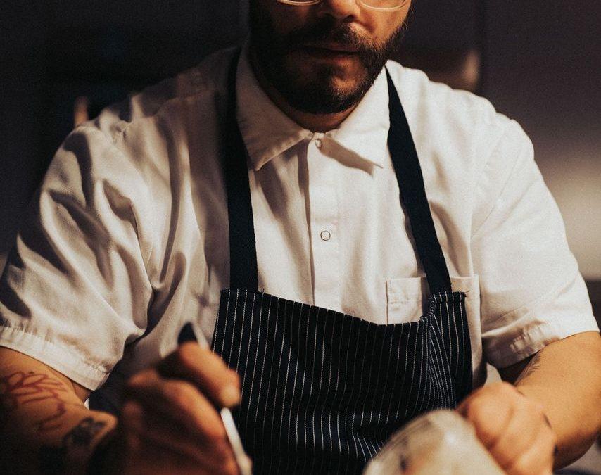 Chef Christos Bisiotis