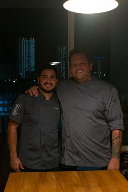Jhonny Delgado & Henry Hane
