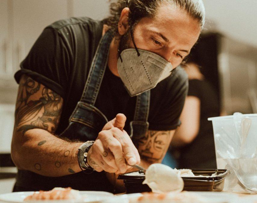 Chef Julian Hoyos